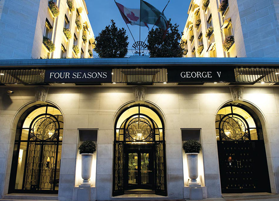 hotel georges V