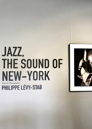 "Château Palmer welcomes the exhibition ""Jazz, the Sound of New York"" by Philippe Lévy-Stab"