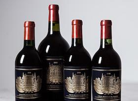 Château Palmer: Sothebys, wine auction, Hong Kong