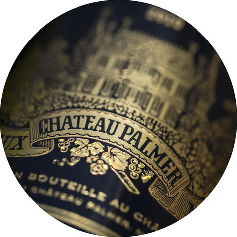 bouteille chateau palmer